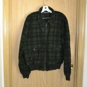 Polo by Ralph Lauren Iconic Plaid wool sweater